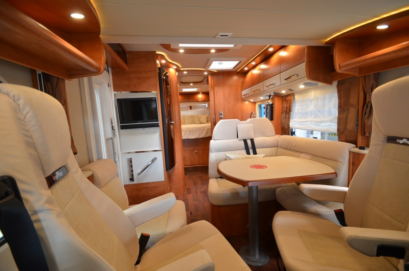 Caravan Zonder Badkamer : Carthago tourer sport campers duijndam delft caravans & campers