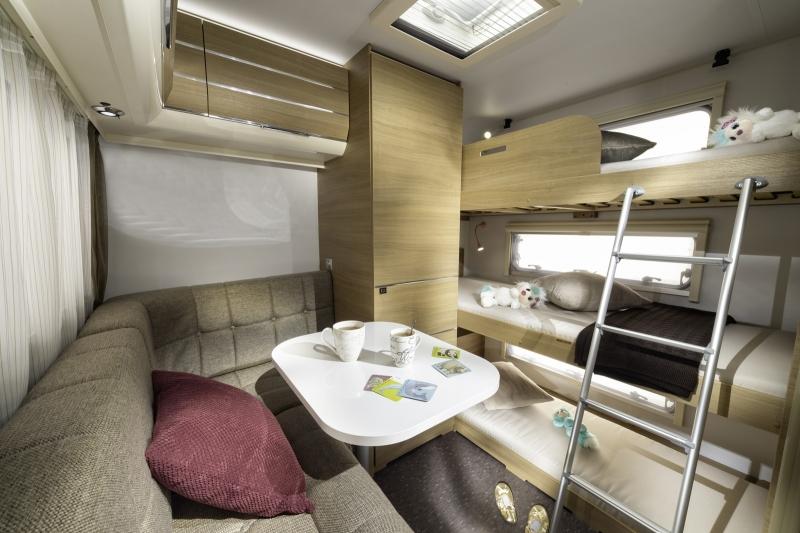 Adria Adora 613 HT | Duijndam Delft Caravans & Campers