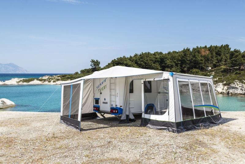 Knaus sport fun ql duijndam delft caravans campers